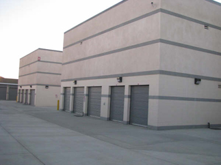 Drive up Storage Facilities